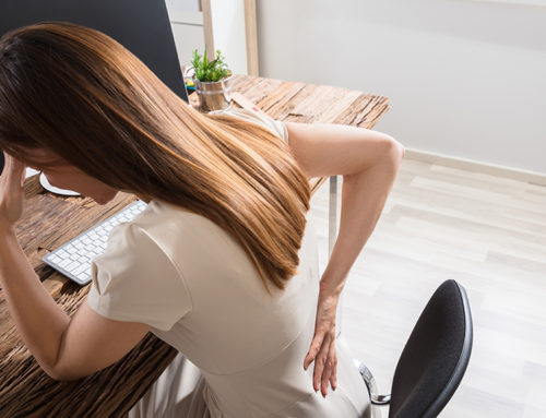 The Epidemic of Back Pain in the Corporate Business World